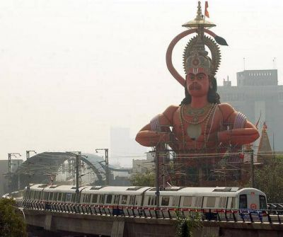 Hanuman statue case: High Court raised a question that will God answers prayers if you pray from illegally built temples?