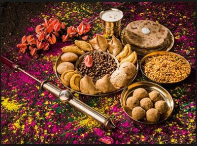 Holi's signature delicacies mouthwatering food to must have on this Holi