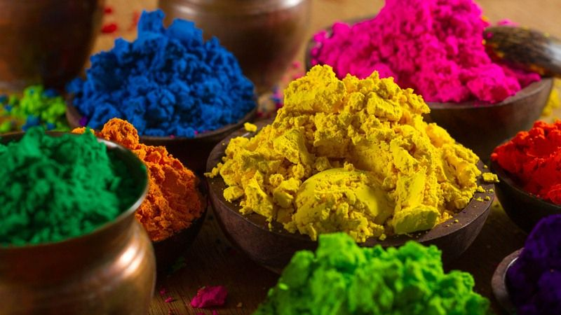 The dangerous side effects of Holi Colours 1 | News Track English ...