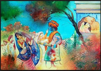 Known our own festivals origin, History of Holi
