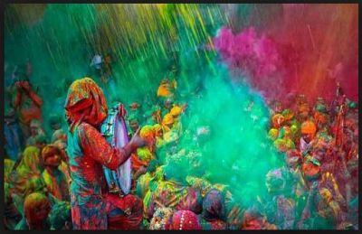 Rangpanchami Different types of Celebrations