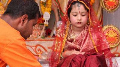 Benefits you receive from the worship of girls in Chaitra Navratri