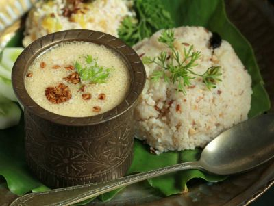 Cook peanut curry while fasting on this Chaitra Navratri