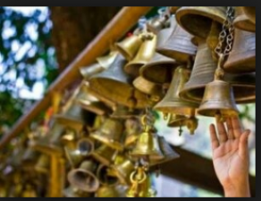 Why Bell in Temple being played during Worshiping?  Know by Scripture and scientific ways