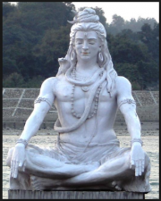 This is the reason why Lord Shiva is used to put Bhasma on his body