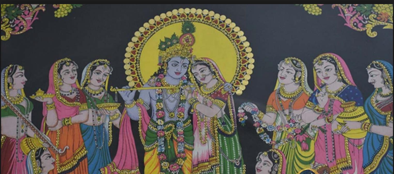 Lord Krishna: Know as love legend God birth History