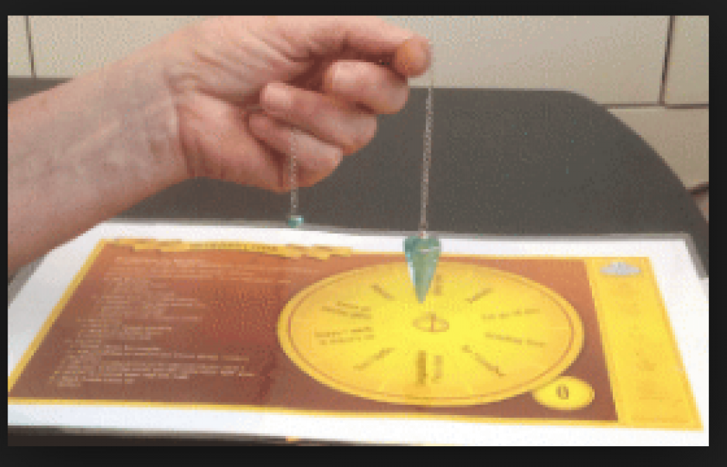 Pendulum: How to use it to attract divination