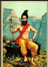 Lord Parsuram the Kshatriya-slayer, teaching from his life