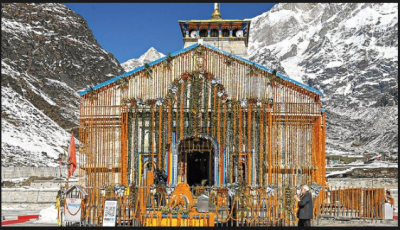 Why Kedarnath Temple doors are closed for 6 months? know the reason here