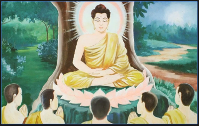 Buddhism: Doctrine teaching about Anatta 'No self'