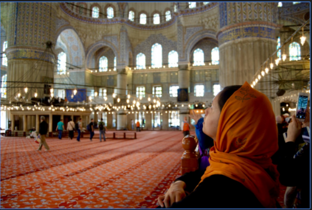 How can visit the Mosque as a non-muslims? tips to be noted