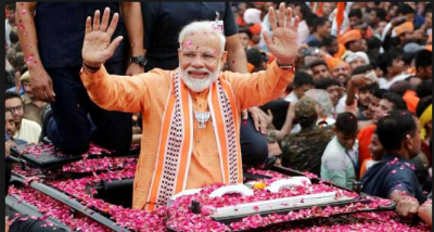 Number 8 again proven auspicious for PM Narendra Modi; know here Modi's special connection of no.8