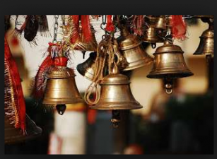 Just by writing a chit in this 'Bell Temple' all problems can be resolved