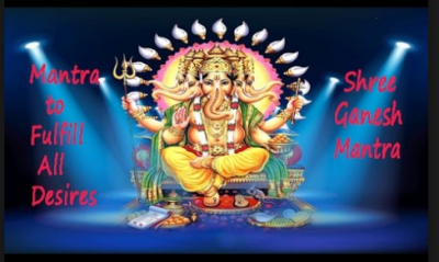 On Wednesday, Chant these Ganesha mantras to fulfill all your wishes