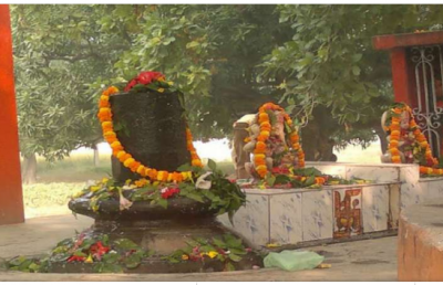 A Shiv temple where Worship and Namaz both conducted