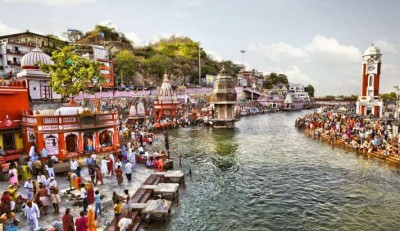 Recite Ganga Stotram while bathing at home