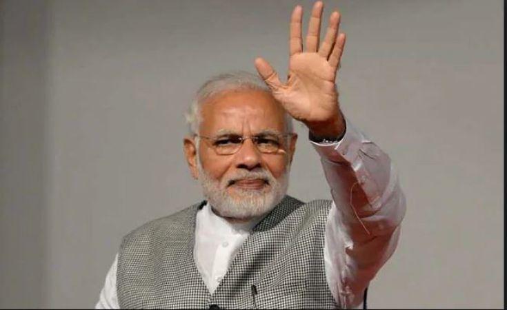 PM Modi greets nation on Eid Milad Un Nabi