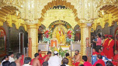 Maharashtra: Shirdi Saibaba Trust faces allegations of 'saffronisation'