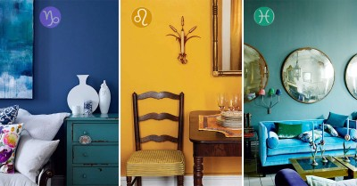 Know colours which are best for home decor based on your zodiac sign