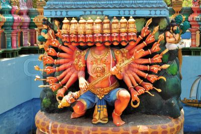 Five places where people worship Ravana who is considered as evil
