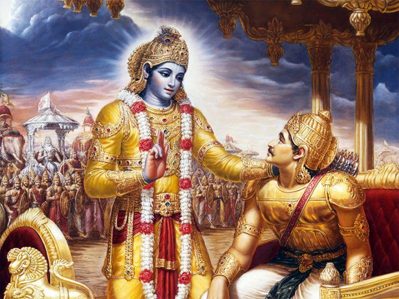 10 Life changing lessons from Bhagavad Gita