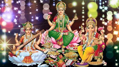 Know why we give priority goddess Laxmi on 'Diwali'?