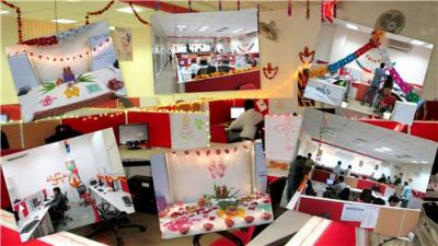 5 best ideas to enjoy Diwali at your office