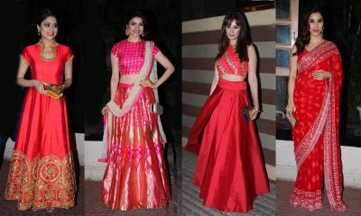 This Diwali choose these 4 astonishing outfits and be the one to stand out from the crowd