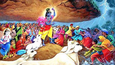 Govardhan Puja: Vidhi and Muhurat