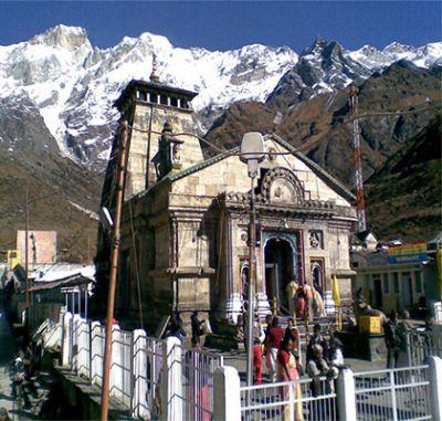 On the Anakoot festival after Govardhan pooja hallways of Kedarnath Dhams set to close