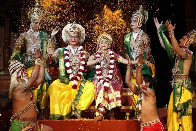 अयोध्या में कई बड़े सितारें बनेंगे रामलीला का हिस्सा
