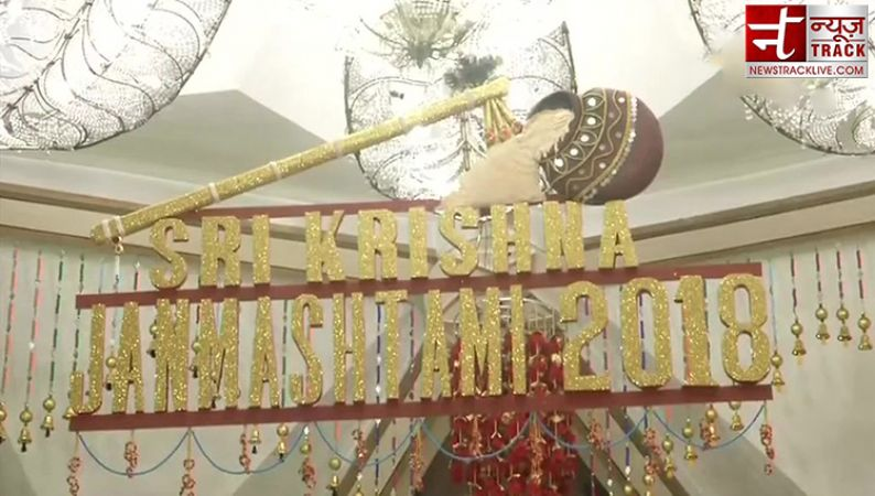 Janmashtami Special : Watch the Dahi-Handi celebrations across the nation