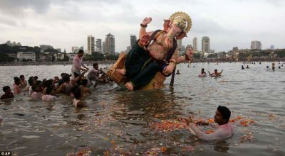 Ganesh chaturthi: Why we immerse idol of Ganesha in water