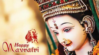 On Chaturthi Dura Mata's devoted celebrates the festival in full devotion