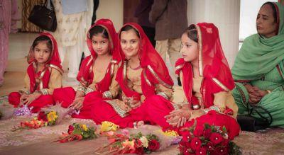The importance of Kanya Pujan during Navaratri