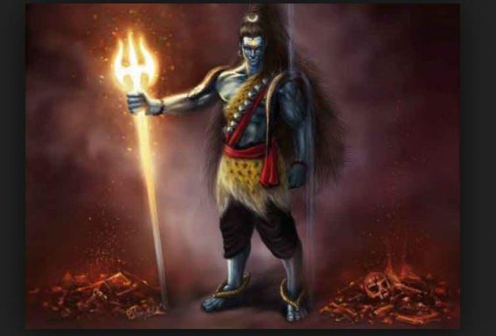 इस वजह से शिव भगवान पहनते हैं शेर की खाल