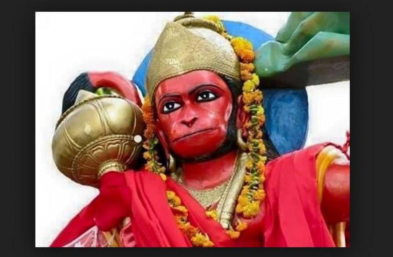 इस वजह से सिंदूर बहुत पसंद करते हैं भगवान हनुमान