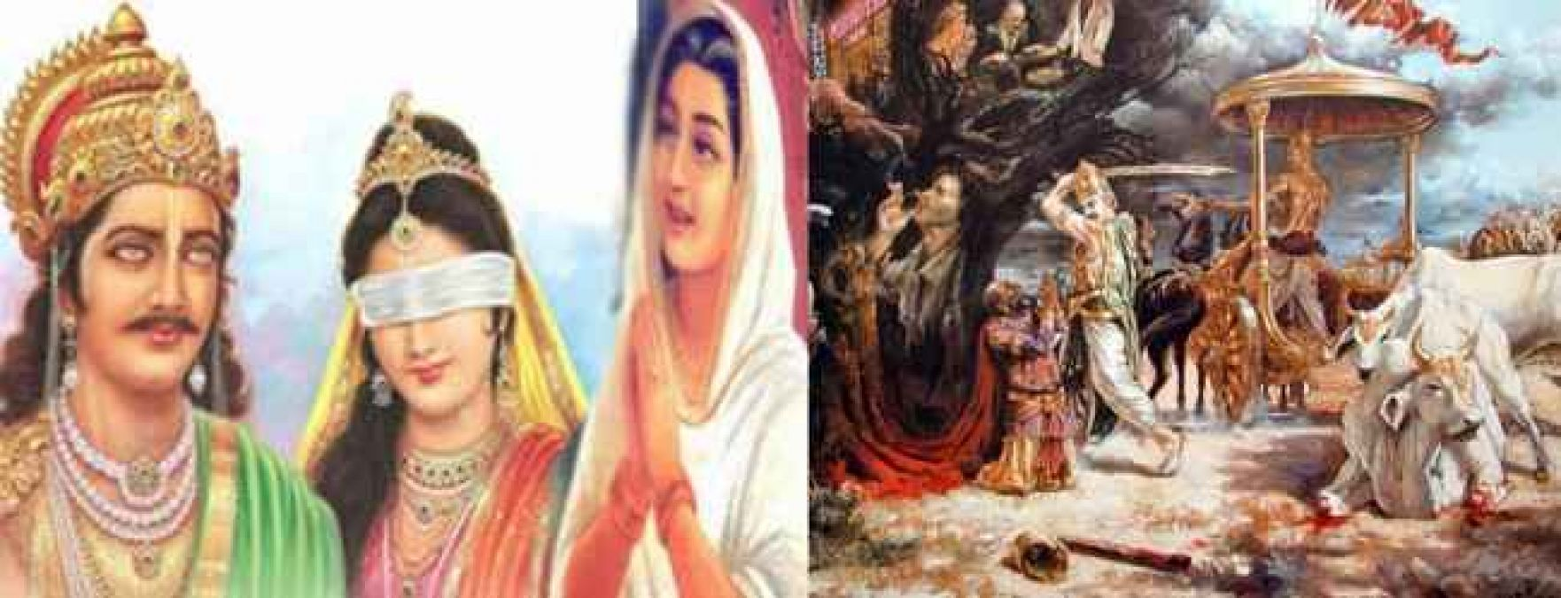 This was the time when Kunti, Dharashtra and Gandhari of the Mahabharata died
