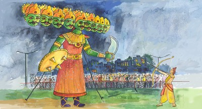 Know special things related to Dussehra
