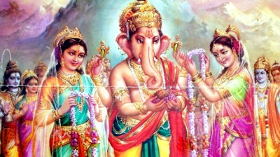 Know how Lord Ganesha got married to Riddhi-Siddhi