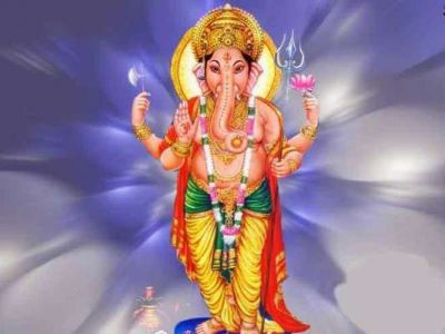 Find out Why Lord Ganesha is worshiped first before all deities?