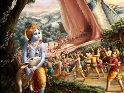 Janmashtami Special: Here's how  Shri Krishna killed demon Shakatasur