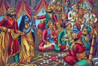 Dhritarashtra's step-brother became angry when Draupadi was kept at stake, know who?