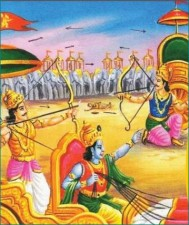 The Karna slaughter episode of Mahabharata gives us life lessons