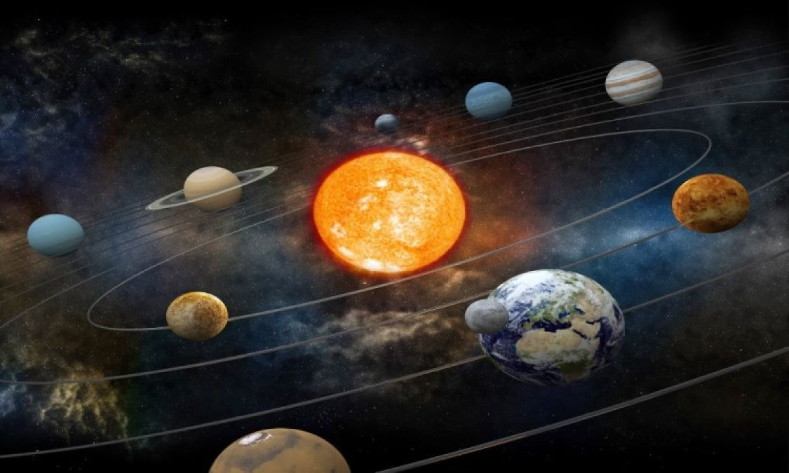 Five planets will remain active in the new year, know date, time and effect
