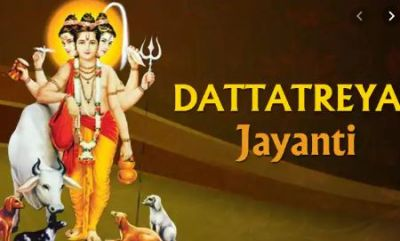 Know about rituals of Lord Dattatreya Jayanti and Dattatreya fast