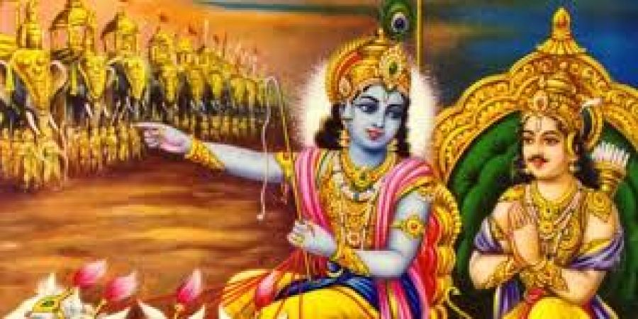आज है गीता जयन्ती और मोक्षदा एकादशी, जीवन का आधार है गीता