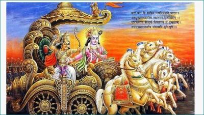 Lord Krishna gave these precious teachings to Arjuna