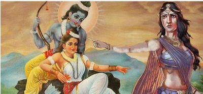 एक अप्सरा ने दिया था भगवान राम को सीता माता से अलग होने का श्राप