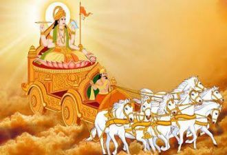 Please Surya and Shani on Makar Sankranti with these mantras